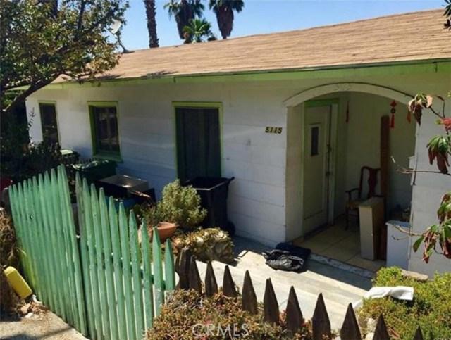 独户住宅 为 销售 在 5115 Cavanagh Road El Sereno, 90032 美国