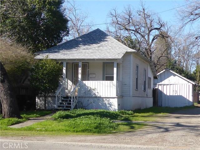 270 E 15th Street    Chico CA 95928