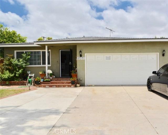 12371 Elmwood Street Garden Grove, CA 92840 - MLS #: OC17132864