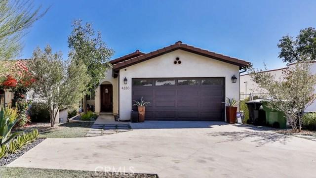 4330 York Boulevard Los Angeles, CA 90041 - MLS #: OC17245067