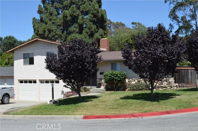 26  Elm Court, San Luis Obispo, California
