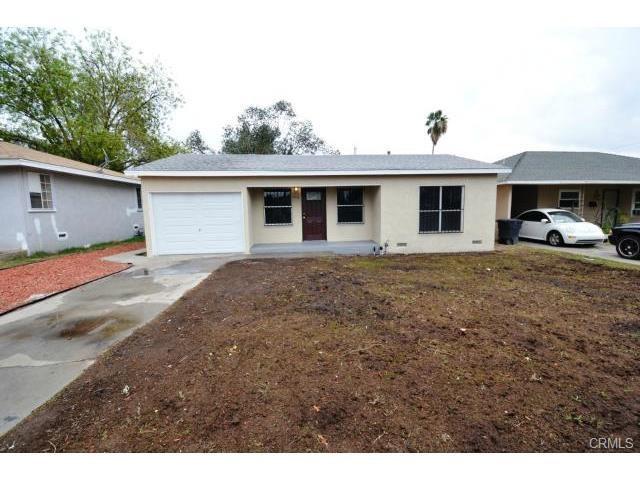 Single Family Home for Sale at 1715 Lugo Avenue N San Bernardino, California 92404 United States