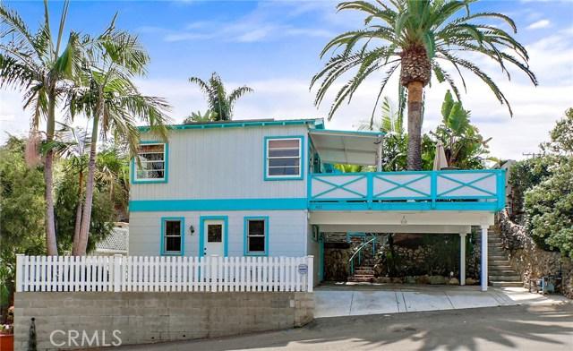 611 Saint Anns Drive  Laguna Beach CA 92651