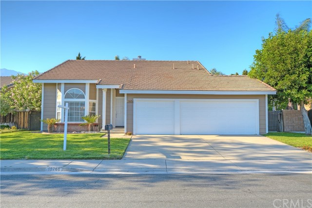 10760 Spyglass Drive, Rancho Cucamonga CA 91730