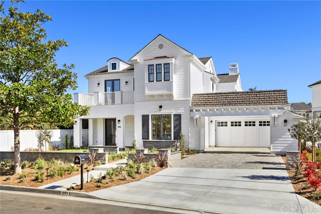 Single Family Home for Sale at 901 Clay Street Newport Beach, California 92663 United States