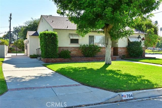 704 N Grace Court West Covina, CA 91790 - MLS #: CV17231782