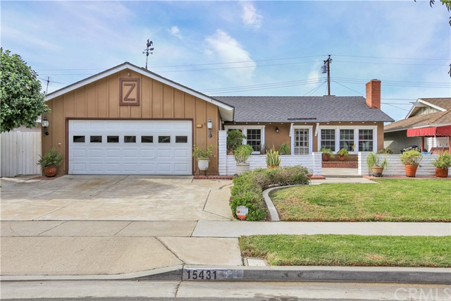15431 Salisbury Lane , CA 92647 is listed for sale as MLS Listing OC18023252