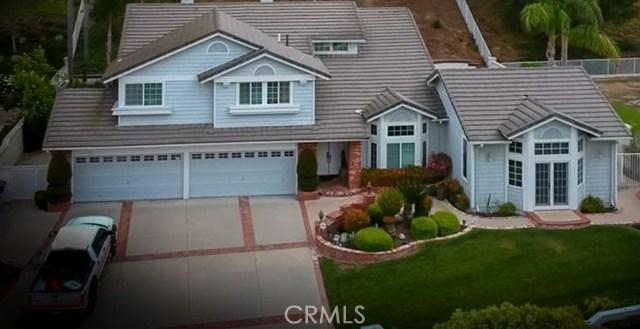 4860  Via Del Cerro, Yorba Linda, California