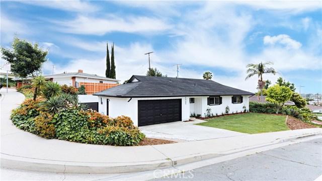 1340 Ridgecrest Street - Monterey, California