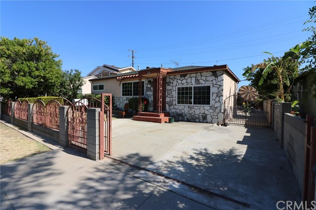 Single Family Home for Sale at 6638 Ferguson Drive Commerce, California 90022 United States