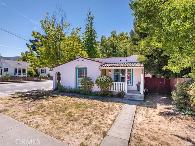 795  Lincoln Street, San Luis Obispo, California