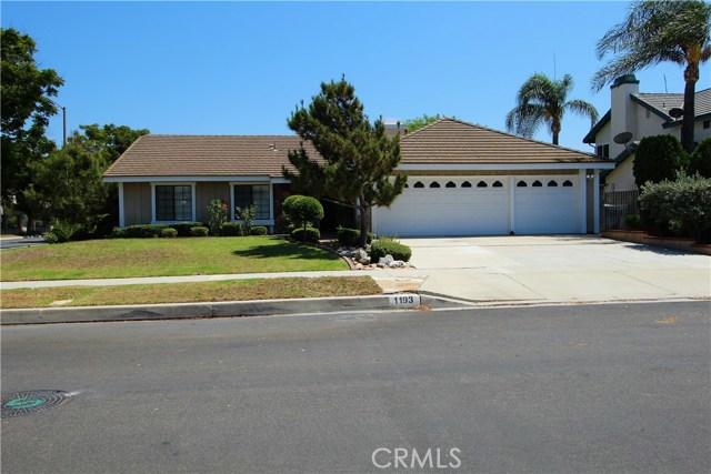 1193  Doverwood Street, Eastvale, California