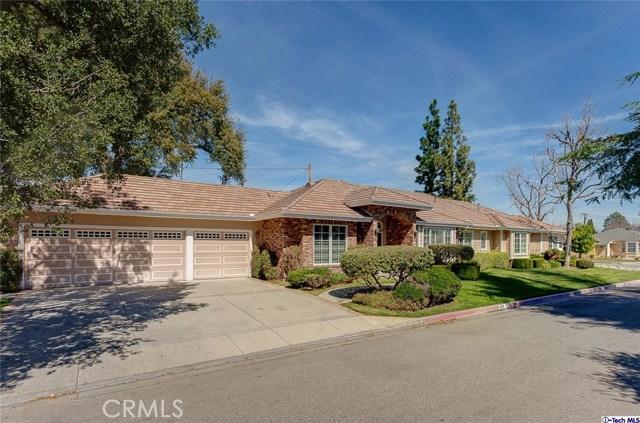 Single Family Home for Sale at 401 San Marino Oaks San Gabriel, California 91775 United States