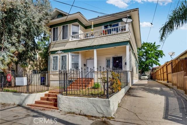252 11th, San Pedro, California 90731, ,Residential Income,For Sale,11th,SB19107792