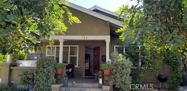 192 Clinton St, Pasadena, CA 91103 Photo