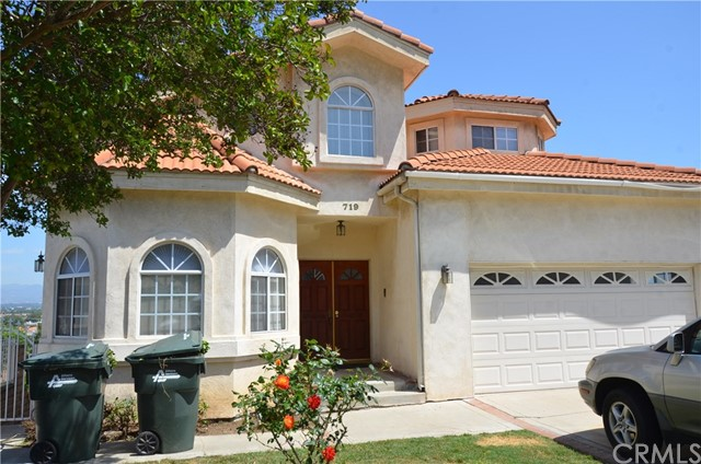 719 MOONEY Drive Monterey Park, CA 91755 - MLS #: WS17174590
