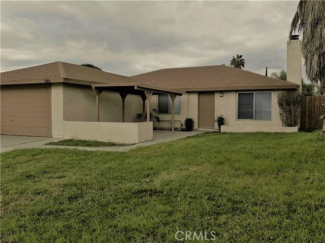 580 Macy Street,San Bernardino,CA 92410, USA
