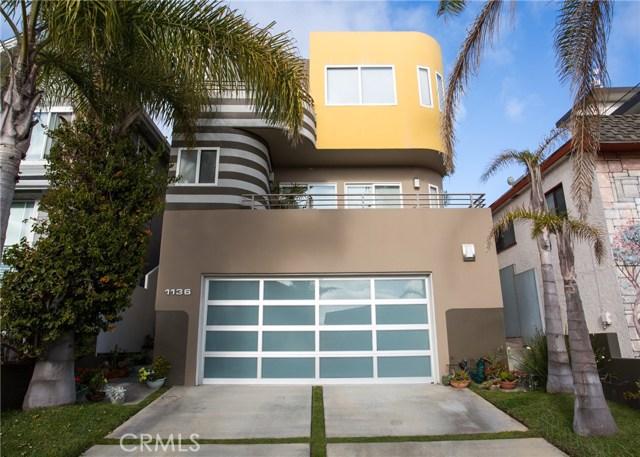 1136 Monterey Boulevard  Hermosa Beach CA 90254