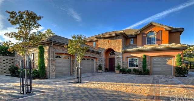 Single Family Home for Sale at 21350 Casino Ridge Road Yorba Linda, California 92887 United States
