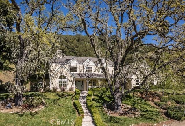 11700  Santa Lucia Road, Atascadero in San Luis Obispo County, CA 93422 Home for Sale