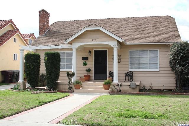 720 Palm Drive, Glendale, CA, 91202