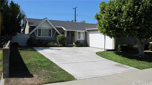 Single Family Home for Rent at 7448 Bock Stanton, California 90680 United States