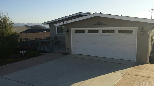Property for sale at 1333 Hillcrest, Morro Bay,  CA 93442