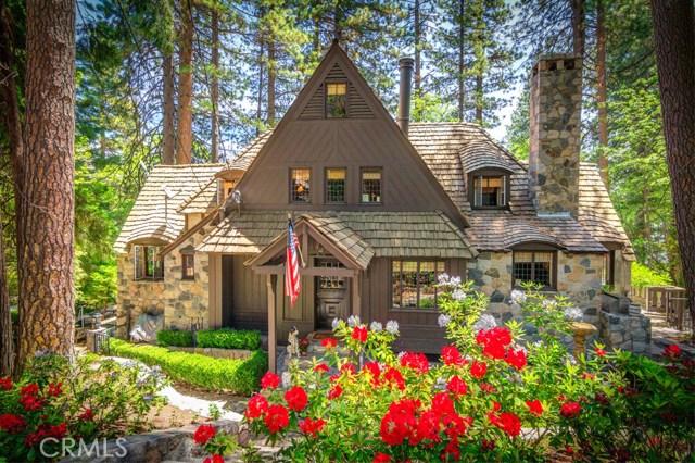 27784 Hamiltair Drive Lake Arrowhead, CA 92352 - MLS #: EV17141284