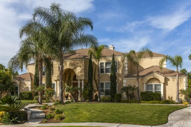 Single Family Home for Sale at 6905 Royal Hunt Ridge Drive Riverside, California 92506 United States