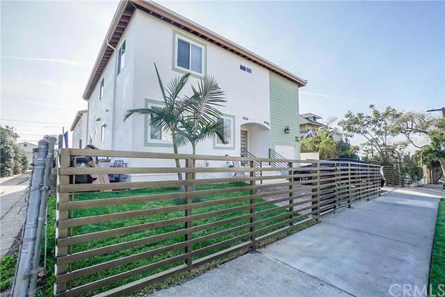 Duplex for Rent at 4556 16th 4556 16th Los Angeles, California 90019 United States