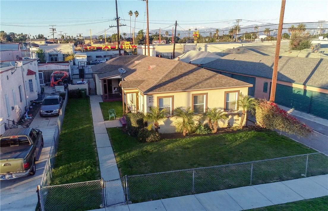 3617 58th Los Angeles CA 90043