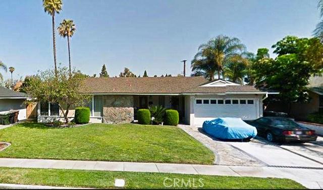 Single Family Home for Sale at 2449 Paradise Road E Anaheim, California 92806 United States