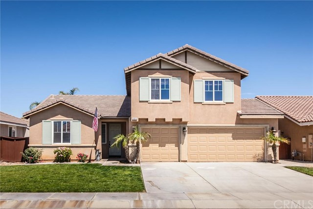 1672 Amber Lily Drive Beaumont CA  92223