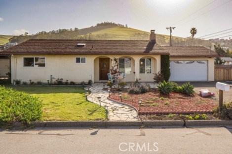 2900  Elm Avenue, Morro Bay in San Luis Obispo County, CA 93442 Home for Sale