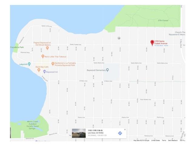1299 Santa Ysabel Avenue Los Osos, CA 93402 - MLS #: PI18050226