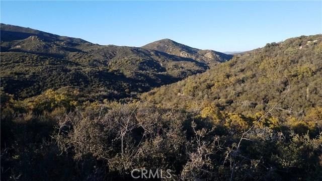 0 Lost Valley Road Warner Springs, CA 0 - MLS #: SW18054336