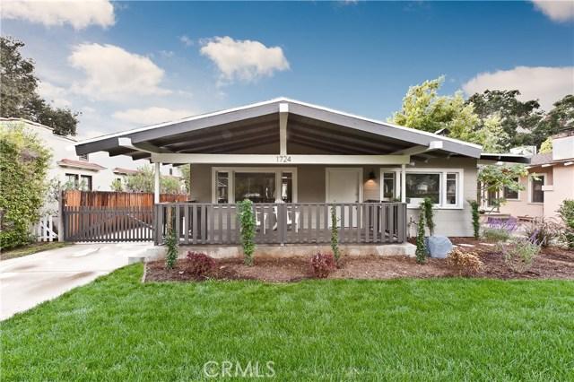 1724 Rose Villa Street, Pasadena, CA, 91106