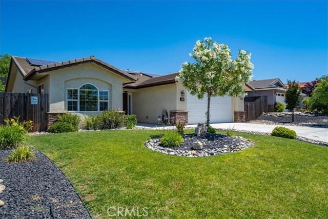 2425  Sand Harbor Court, Paso Robles in San Luis Obispo County, CA 93446 Home for Sale