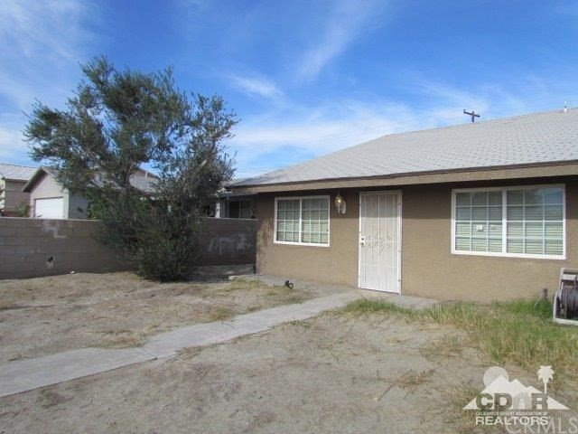 Single Family Home for Sale at 72952 30th Avenue 72952 30th Avenue Thousand Palms, California 92276 United States