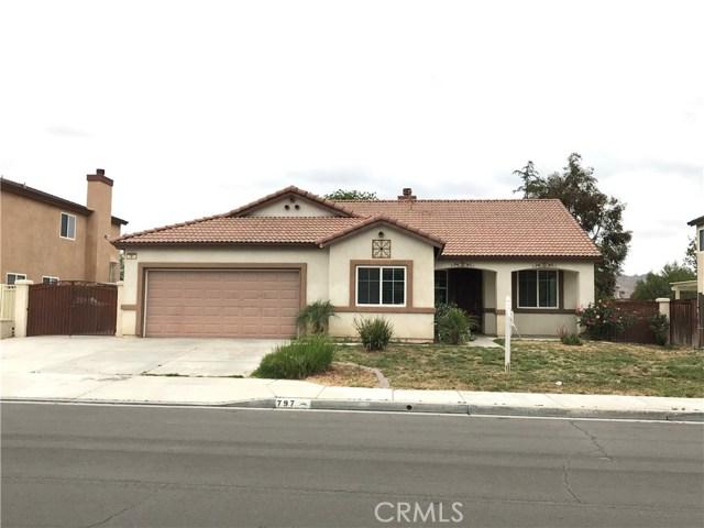 797 Sweet Clover San Jacinto, CA 92582 - MLS #: SW18049648