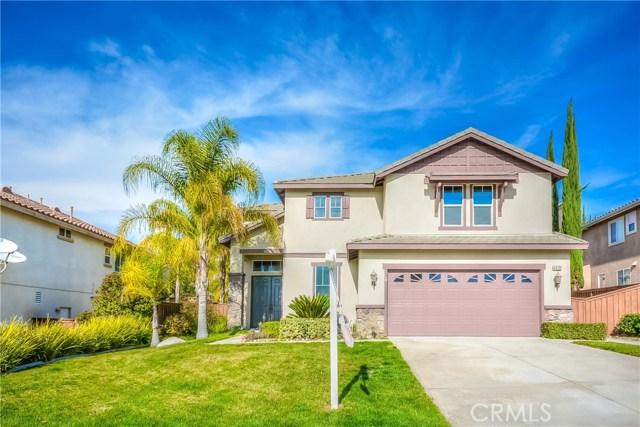 Single Family Home for Sale at 8478 Farmhouse Ln Riverside, California 92508 United States