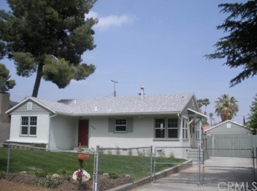 Single Family Home for Rent at 938 San Gorgonio Avenue N Banning, California 92220 United States