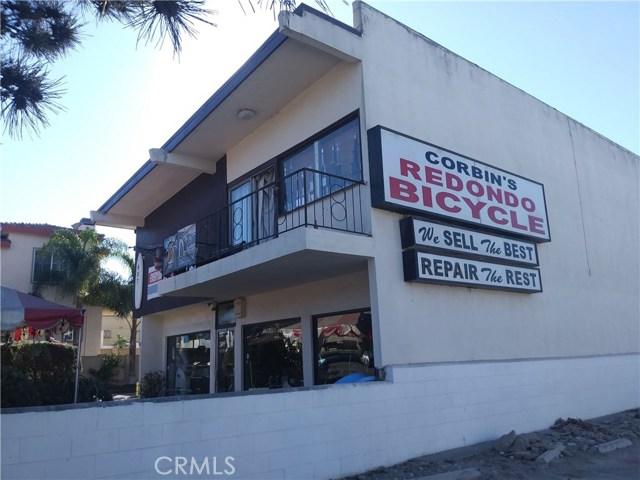 Retail for Sale at 607 S Pacific Coast 607 S Pacific Coast Redondo Beach, California 90277 United States