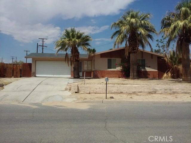 6226 Bagley Avenue, 29 Palms, CA, 92277