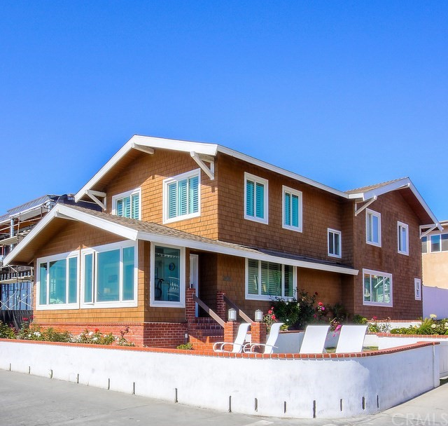 Single Family Home for Rent at 2400 The Strand Hermosa Beach, California 90254 United States