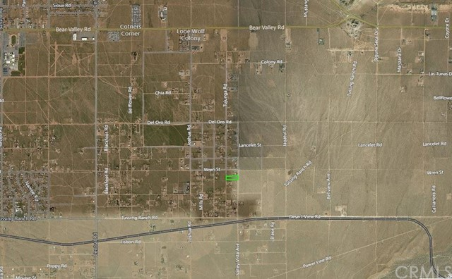 0 Valley Vista Apple Valley, CA 0 - MLS #: OC18060086