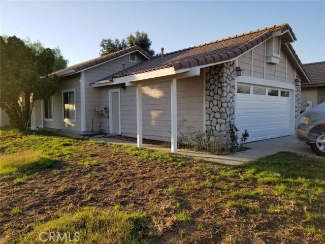 15449 Tiffin Court Moreno Valley, CA 92551 - MLS #: CV18261417