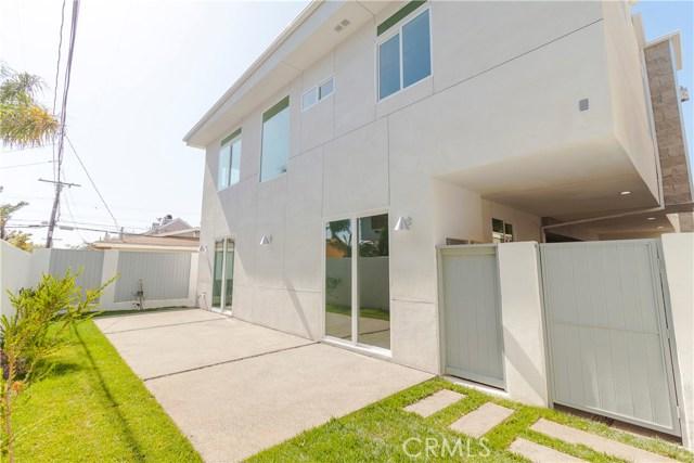 2602 Voorhees Avenue # C Redondo Beach, CA 90278 - MLS #: SB17109850
