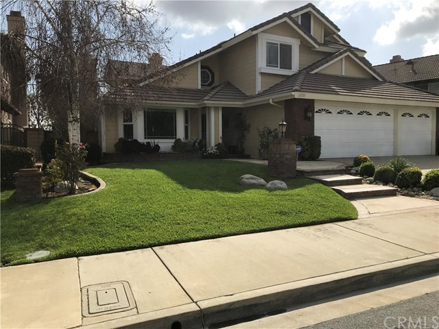 2398 Meadow Ridge Drive  Chino Hills CA 91709