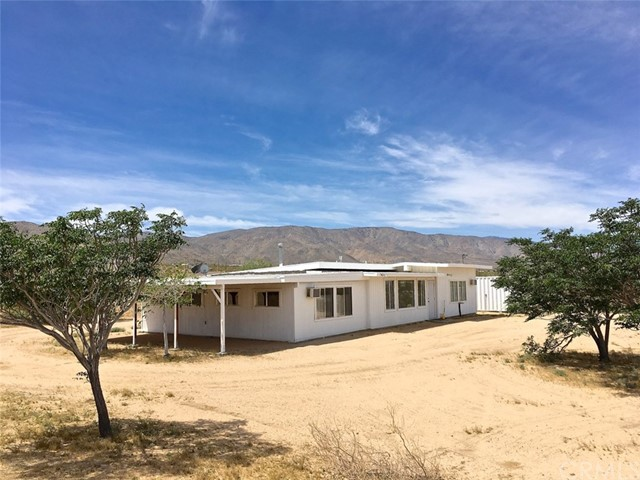Single Family Home for Sale at 50782 Quailbush Road Johnson Valley, California 92285 United States